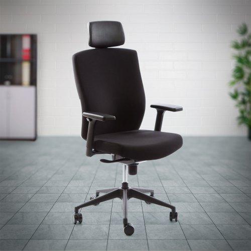 Tietokonetuoli hinta tarjous Ergonea Deon musta on hyvä konttorituoli ja ergonominen tietokonetuoli hinta tarjous kotiin, keinumekanismi musta konttorituoli hinta paras ergonomia ja laadukas hyvä tietokonetuoli kotiin musta ergonominen konttorituolit